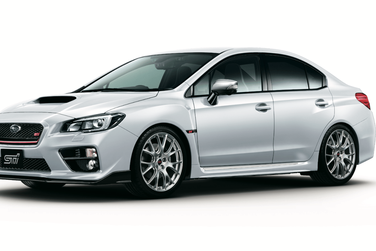 The WRX S4 tS will only be on sale for six months