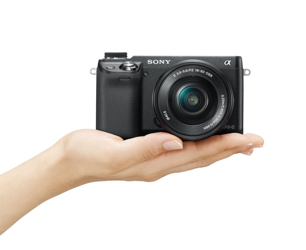 The Sony NEX-6 is designed to appeal to DSLR users who want to travel light, but don't want to give up features they're accustomed to