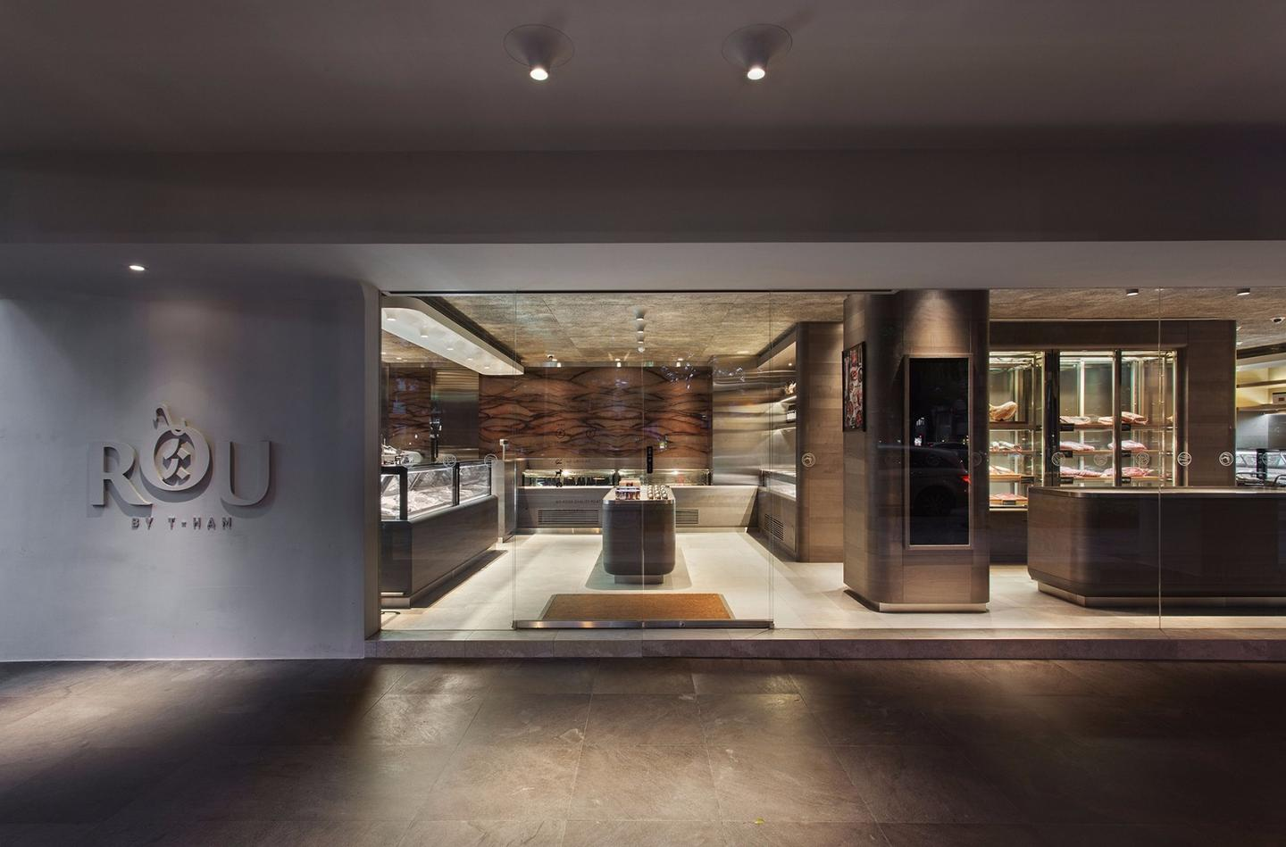 The ROU concept store interior in Taiwan, by WZWX Architecture, was the winner of the Retail category at the 2017 Inside Awards