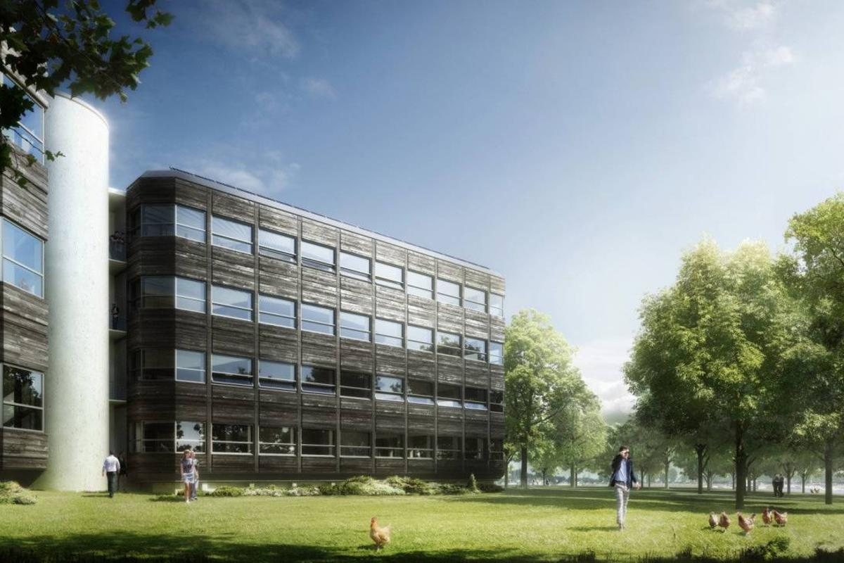 "Powerhouse Kjørbo has been renovated to become the ""world's most environmentally-friendly office building"""