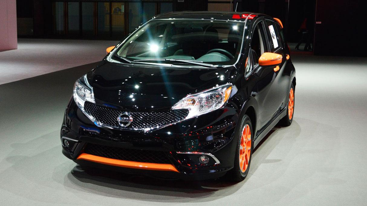 The Nissan Versa Note is now added to the customizable cars in the Color Studio program