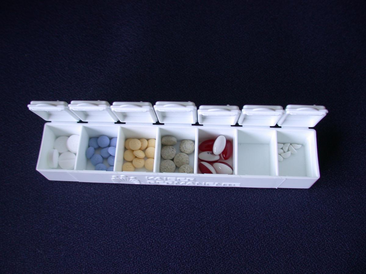 The IEM helps patients and doctors monitor medicine-taking behavior (Photo: Dvortygirl)