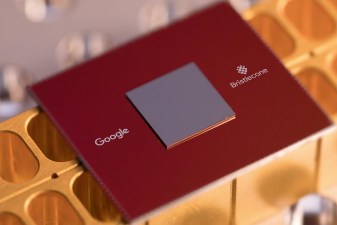 Google has unveiled Bristlecone, a quantum computing processor with a staggering 72 qubits