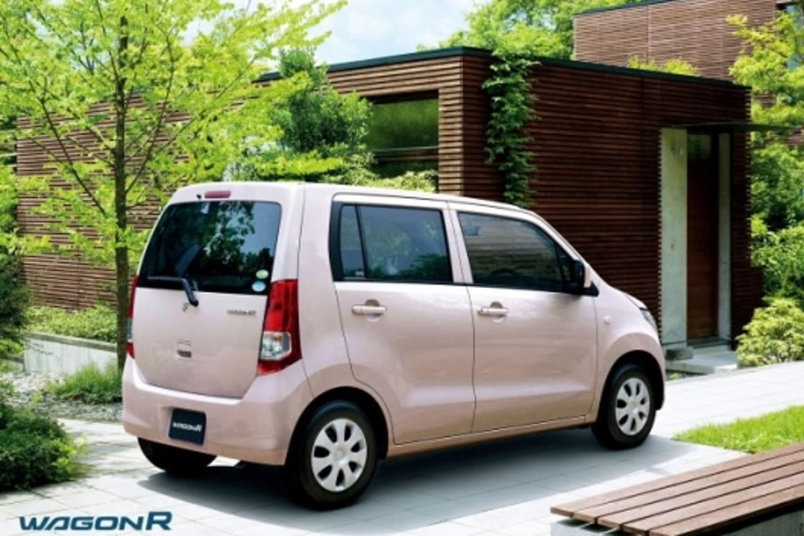 The Suzuki Wagon R