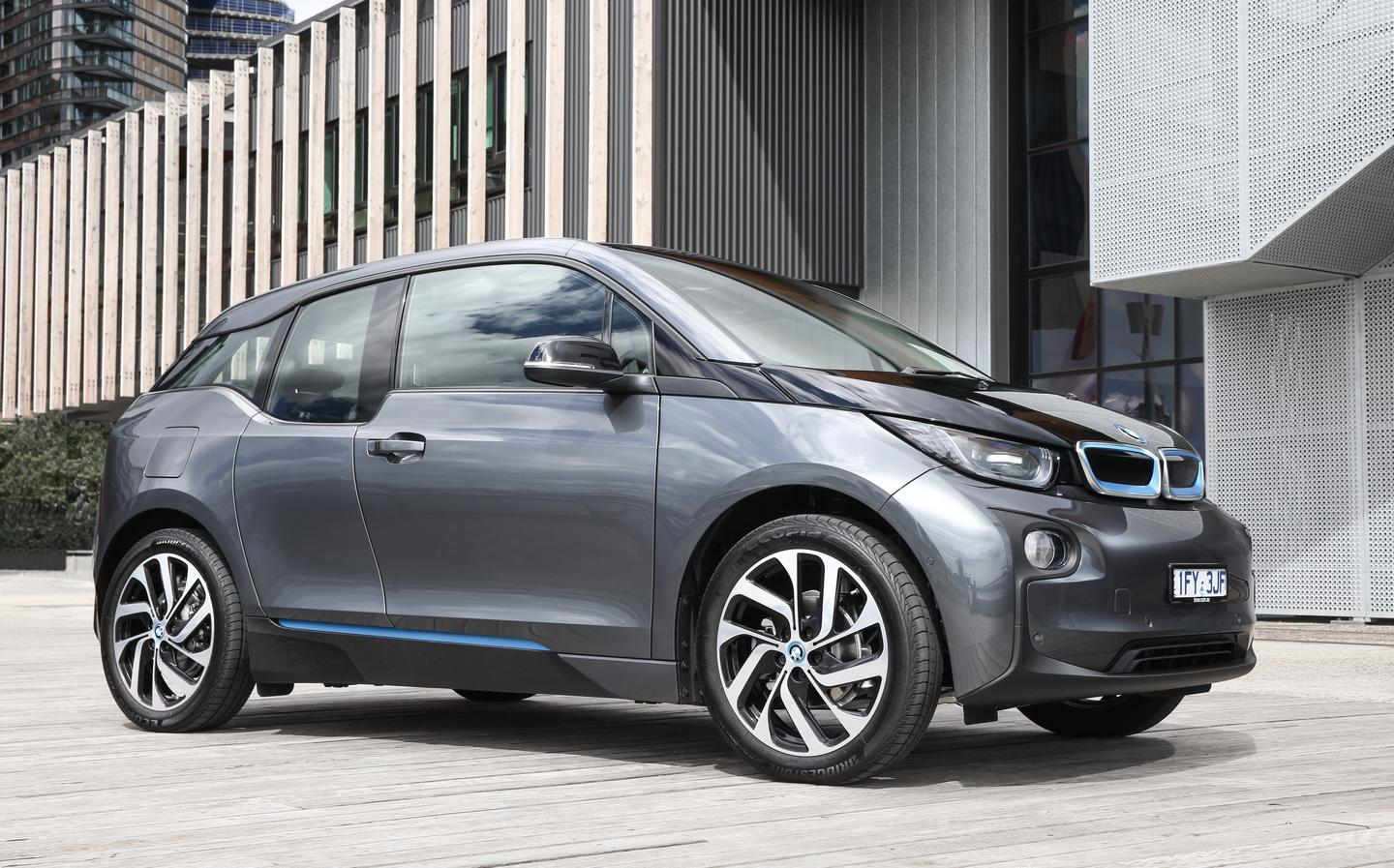 BMW i3 (94 Ah): a200 km range represents well over a week of commuting to and from work for most people
