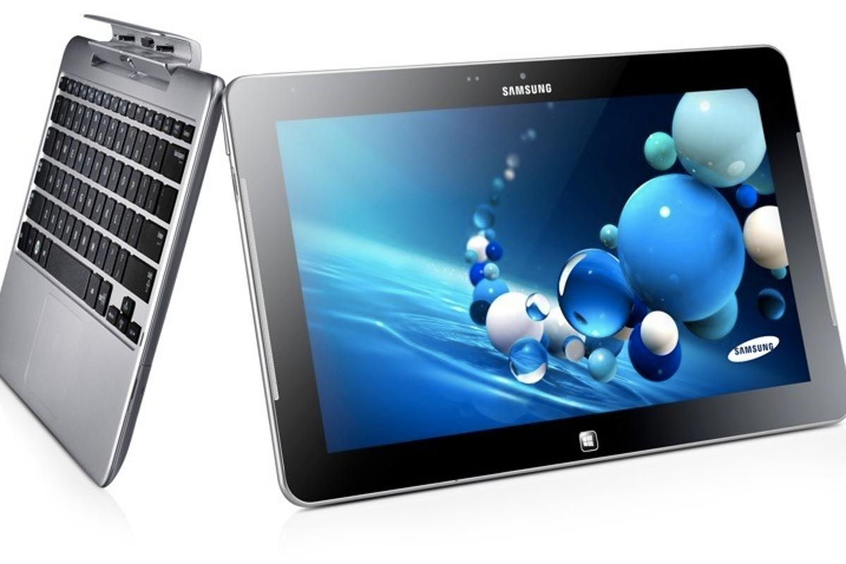 The ATIV Smart PC (Image: Samsung)