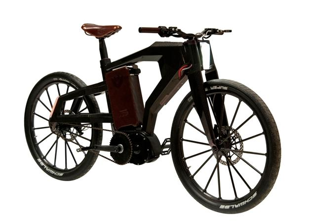 The PG-Bikes BlackTrail is currently the world's fastest ebike