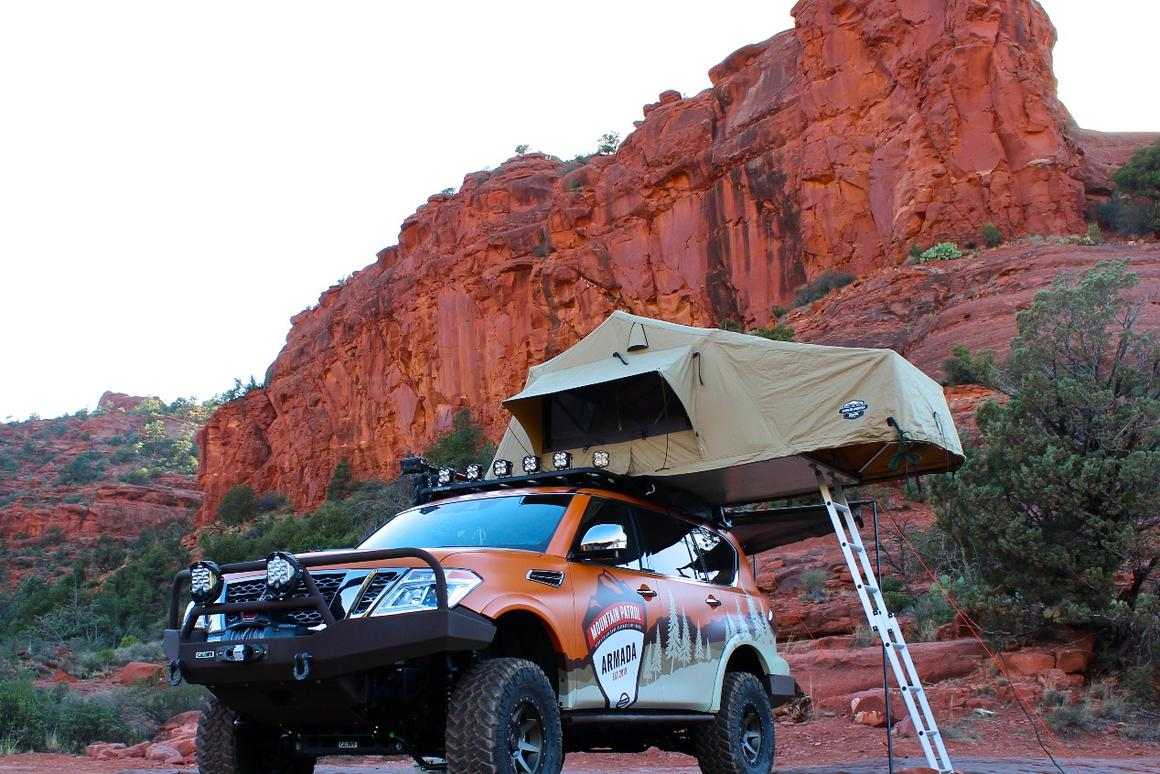 Review Overlanding Nissan S Special Edition Adventure Trucks