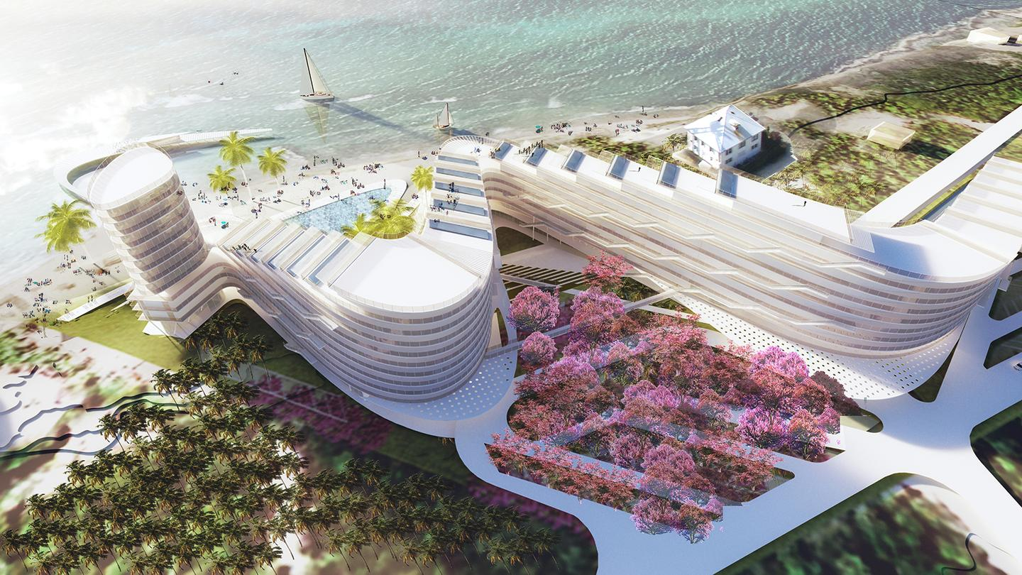 St James Point will be designed by TEN Arquitectos