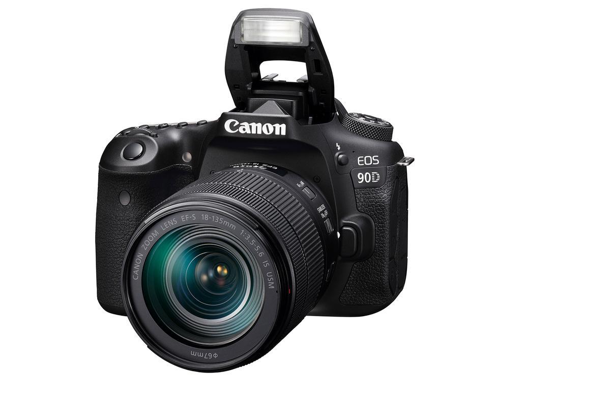The Canon EOS 90D replaces 2016's EOS 80D DSLR