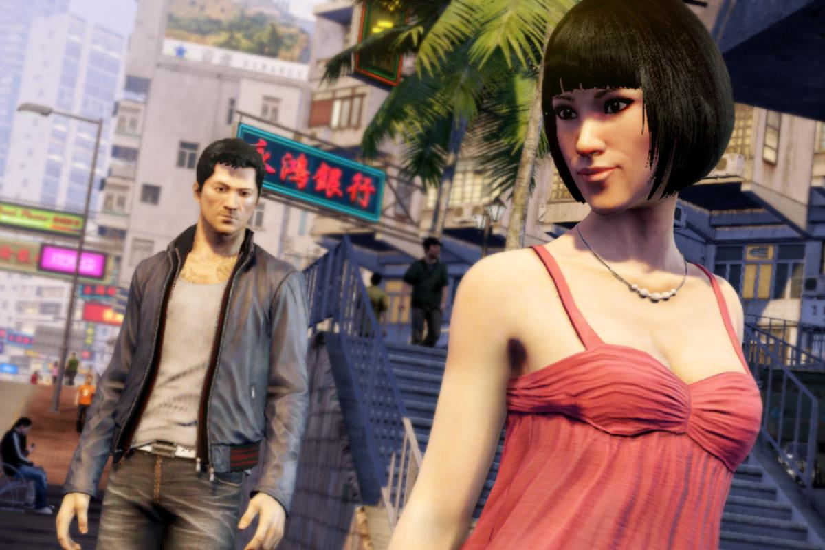 Sleeping Dogs looks the goods and features an adult story