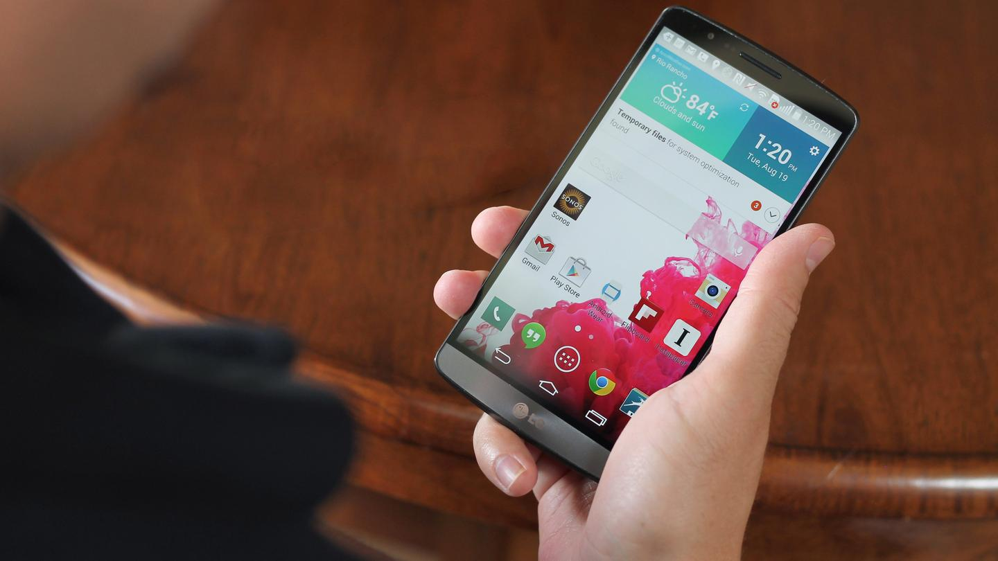 Gizmag looks at some tips to help you get the most out of your LG G3 (Photo: Will Shanklin/Gizmag.com)