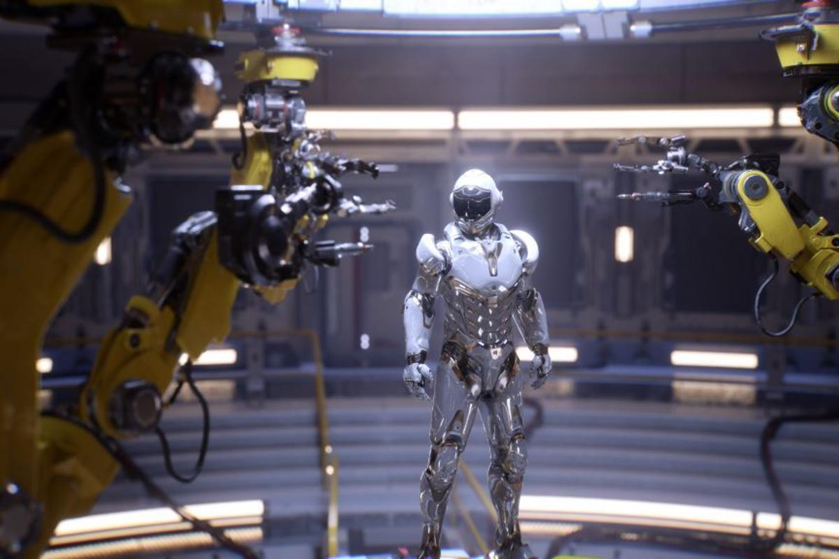 Nvidia has unveiled its newest graphics architecture, named Turing, which focuses on ray tracing to render more realistic lighting