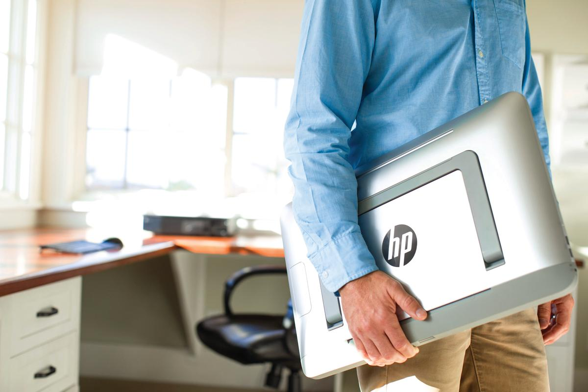 HP's new ENVY Rove 20 mobile All-in-One PC