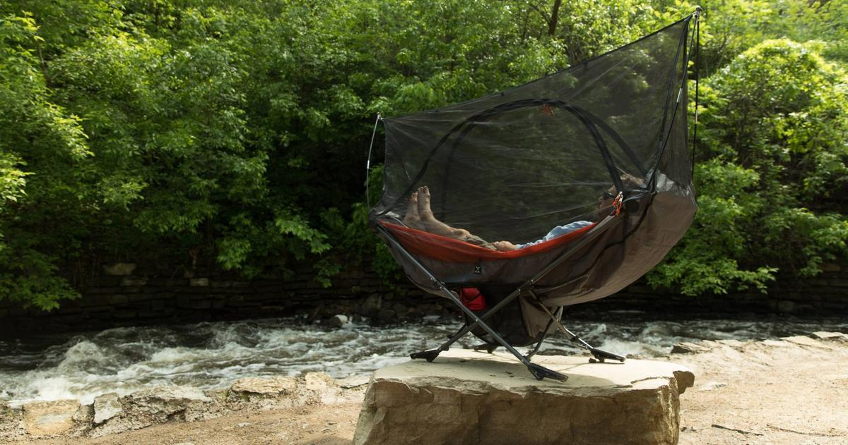 Worried about mosquitoes, horseflies or the like?Get the mosquito net