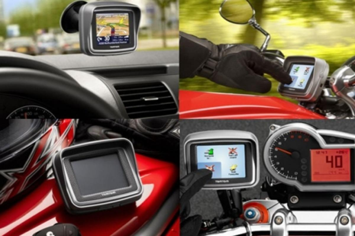 TomTom Rider 2nd edition