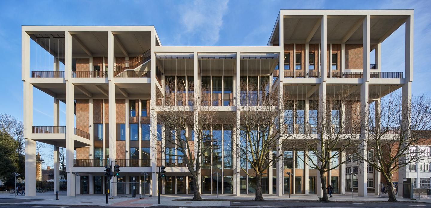 Grafton Architects has won the 25th RIBA Stirling Prize for its Kingston University London - Town House
