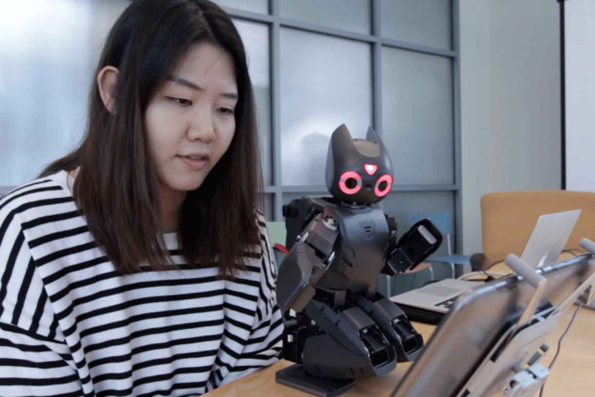 Researchers at Georgia Tech found that when assigned the task of teaching a robot to play Angry Birds, children were engaged for longer periods of time