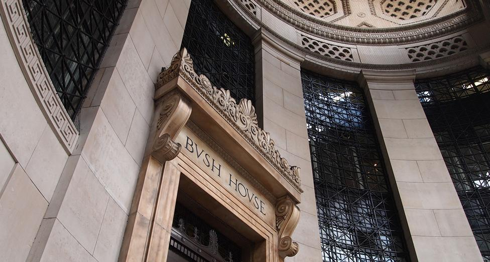 Equipment, furniture, fixtures and fittings spanning a 70-year residency at Bush House in London by the BBC World Service is going to auction this month