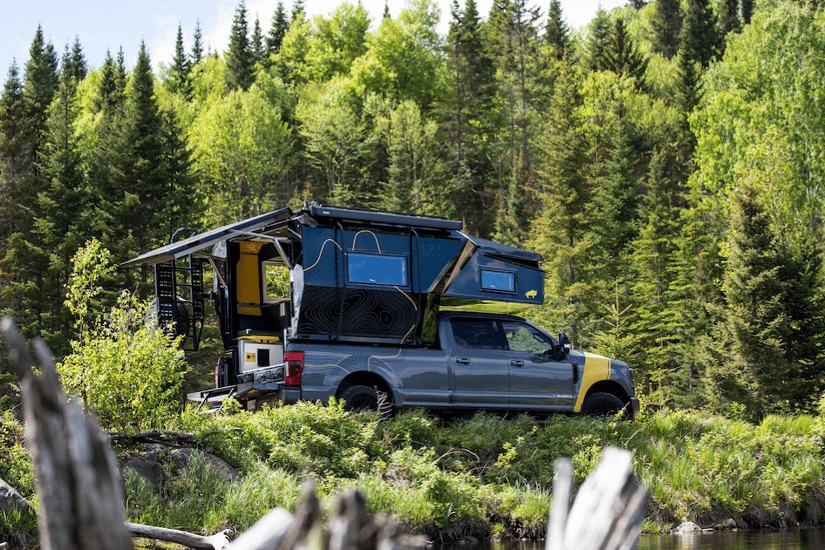 The Loki Basecamp is built to adapt to various activities, whether it's basic weekend camping or triathlon competition