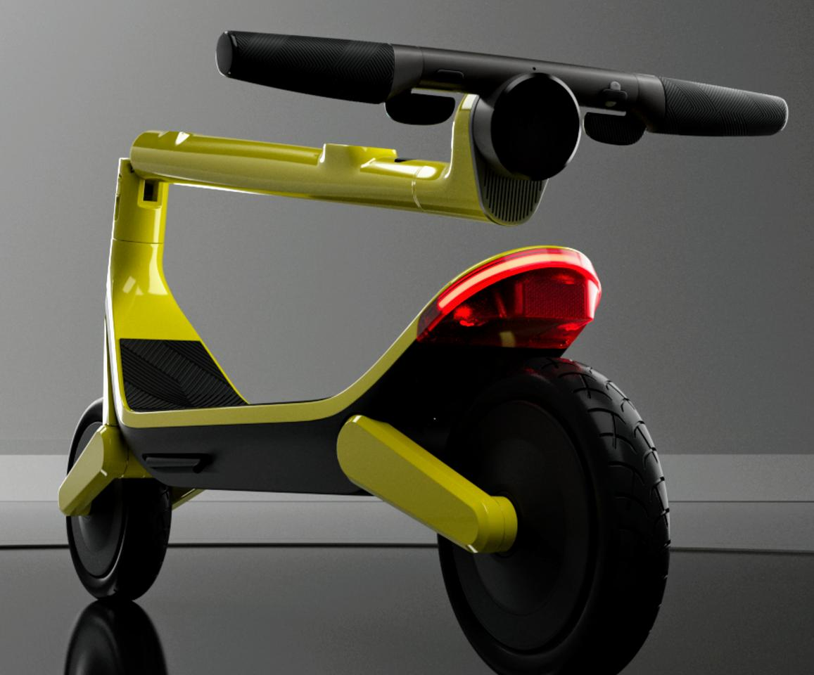 The Model Eleven smart electric kickscooter is currently raising production funds on Indiegogo