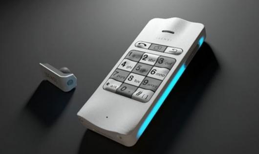 Takumi Yoshida's SENS phone concept design