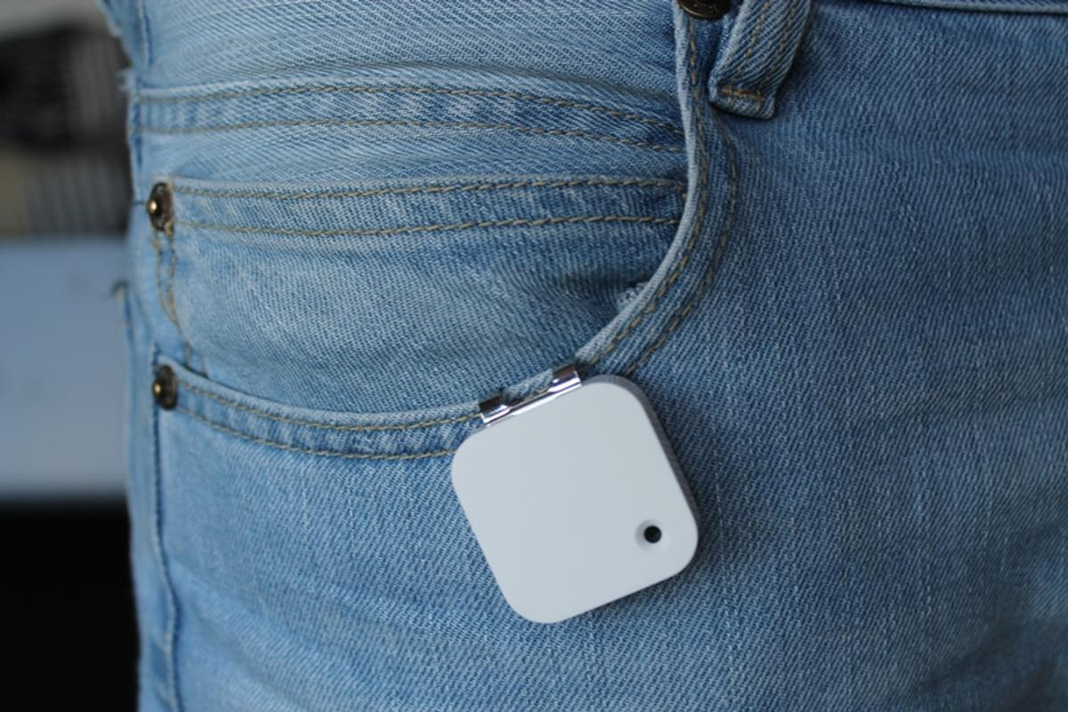 The Narrative Clip wearable lifelogging camera