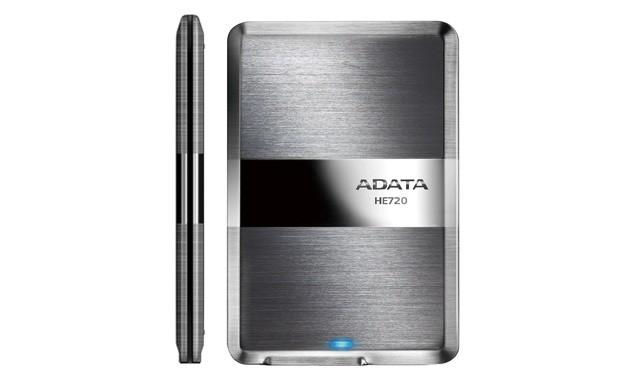 The DashDrive Elite HE720 is the thinnest USB 3.0 external HDD at 8.9mm
