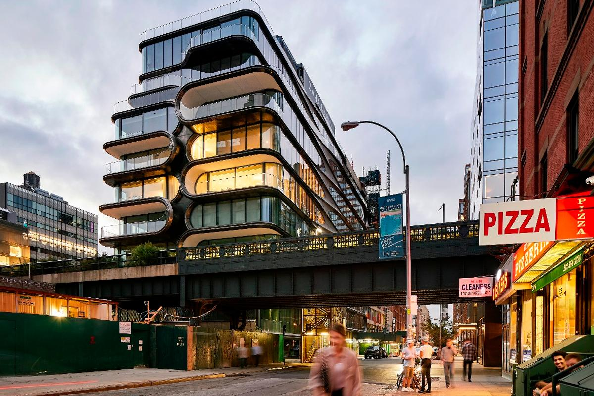 520 West 28th Street is located in Manhattan, NYC