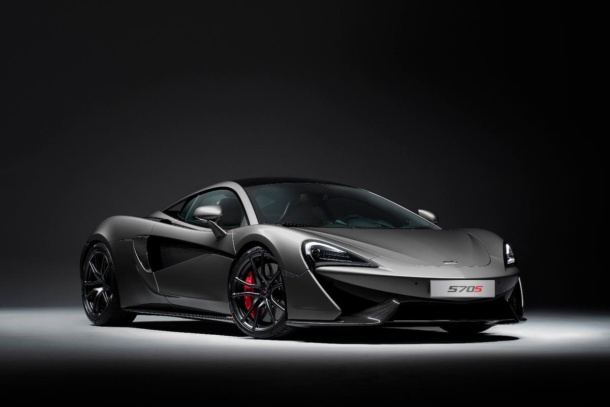 The new McLaren 570S Track Pack