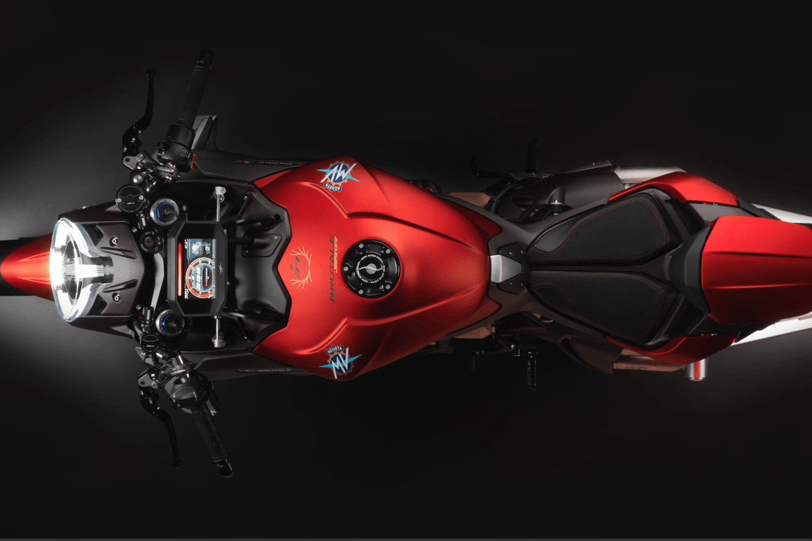 MV Agusta Brutale 1000 Serie Oro: the new (claimed) velocity champion of the nakedbike world