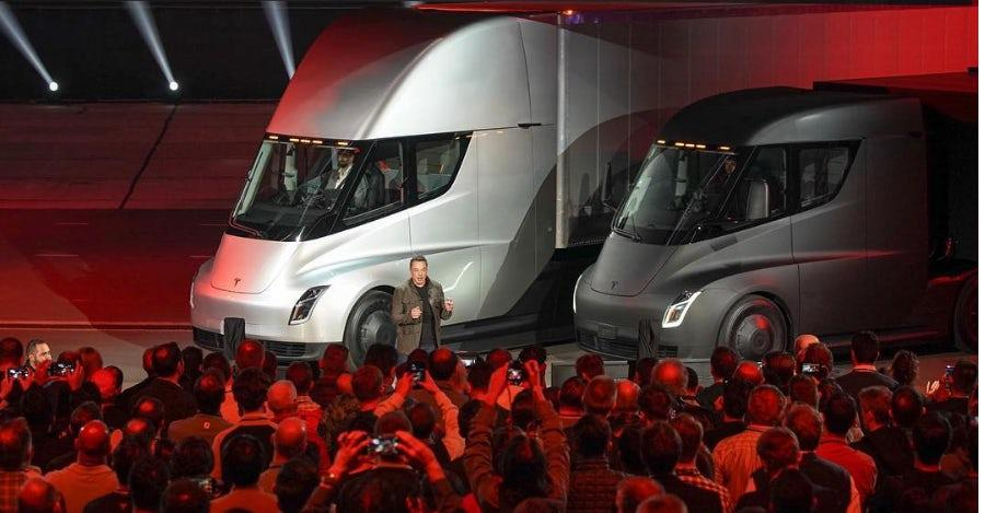 The specs that accompanied the reveal of the Tesla Semi last month are seriously impressive