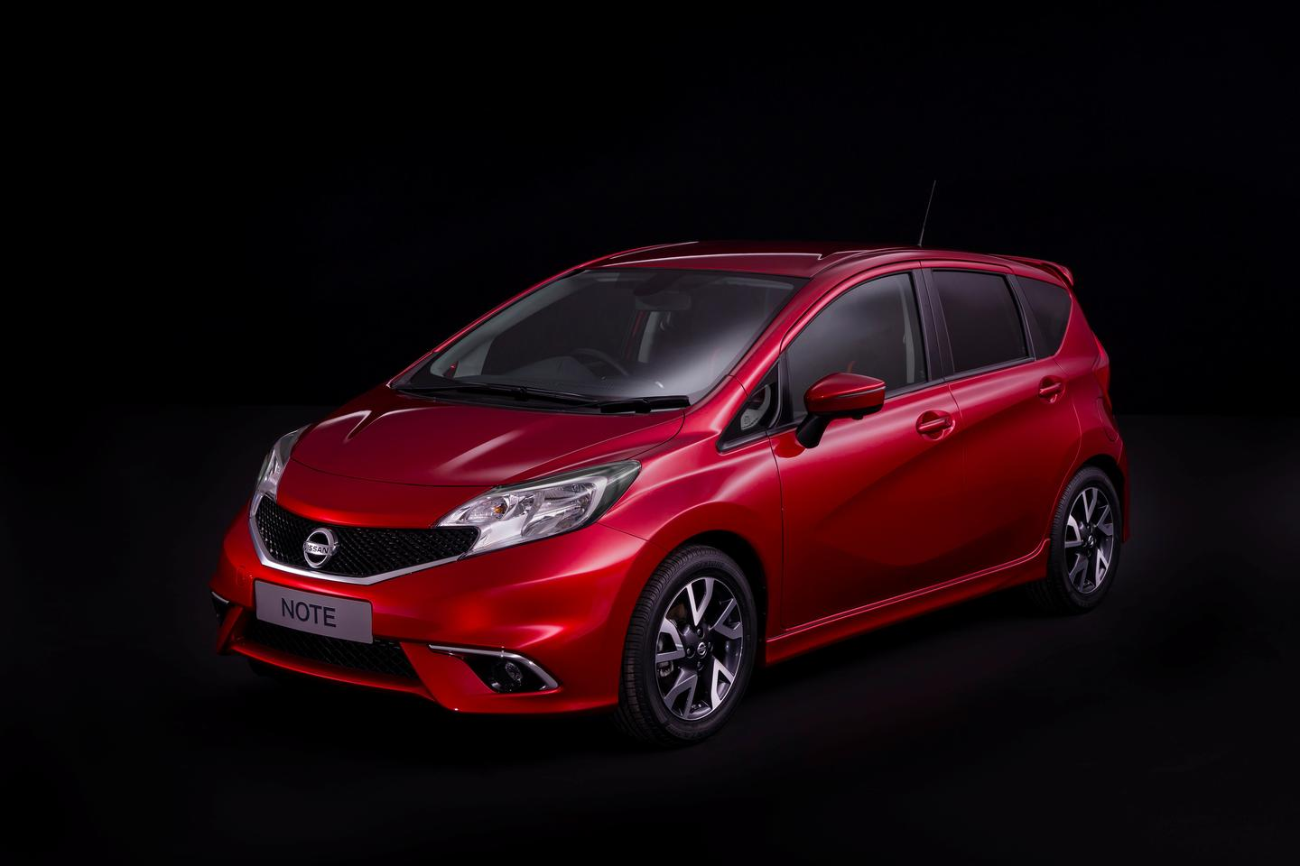 Nissan will unveil its new Note in Geneva next month