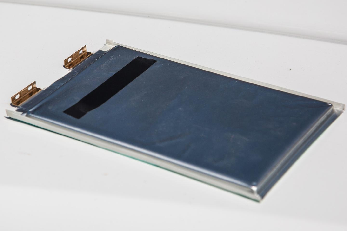 Farasis pouch cell: high density conventional battery cell