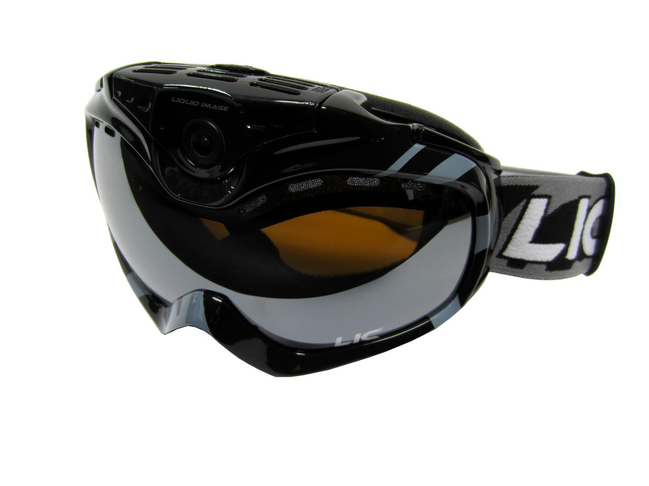 The new snow sports Apex HD goggle cam from Liquid Image with built-in Wi-Fi and GPS