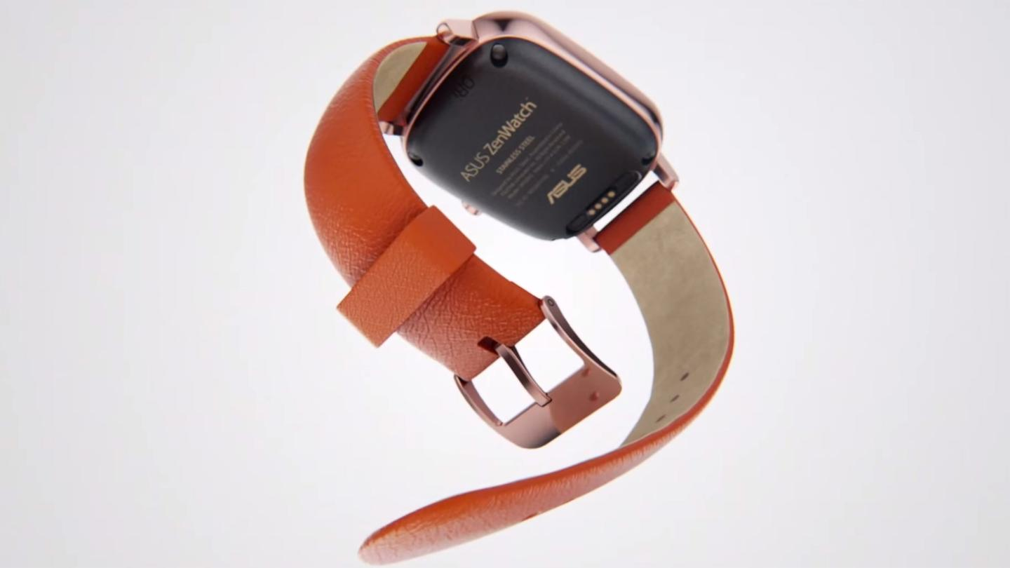 Just like the first generation ZenWatch, the new entry runs on Android Wear