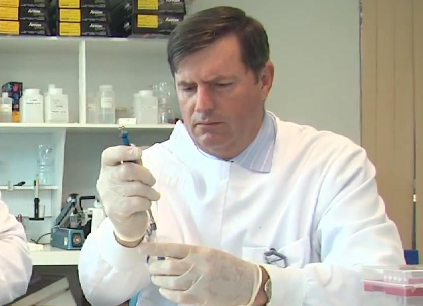 Professor Helmerhorst and a team at Curtin University are developing an insulin substitute that can be taken orally