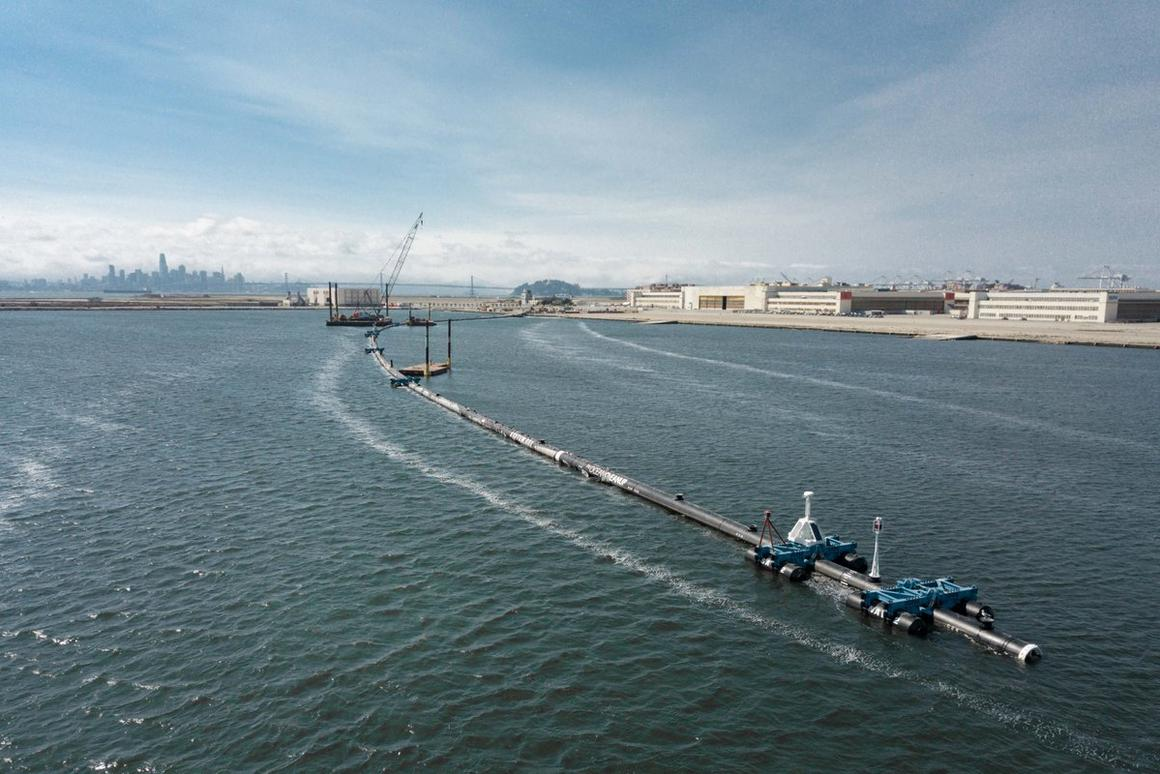 The Ocean Cleanup Project is an ambitious venture to clean up plastic waste from the ocean