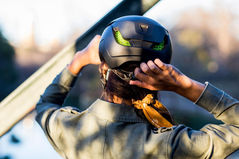 The Charge WaveCel Commuter helmet