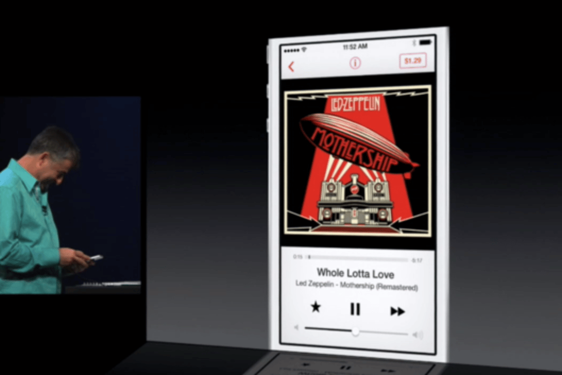 iTunes Radio is more or less a Pandora clone