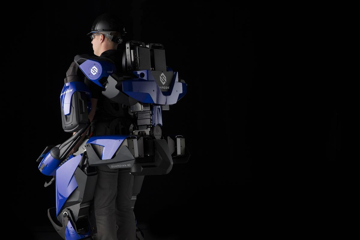 Sarcos Robotics has just raised another $40 million in funding, bringing its total of venture capital to $100 million