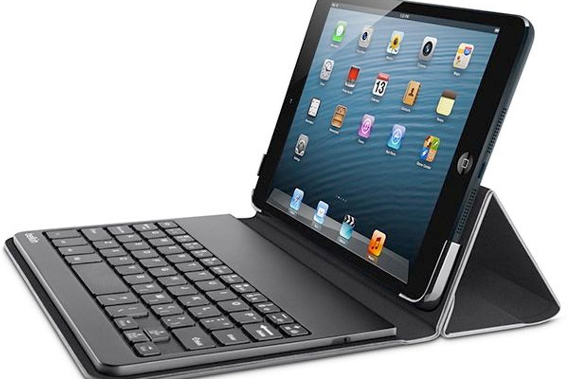 Belkin's Portable Keyboard Case for iPad mini