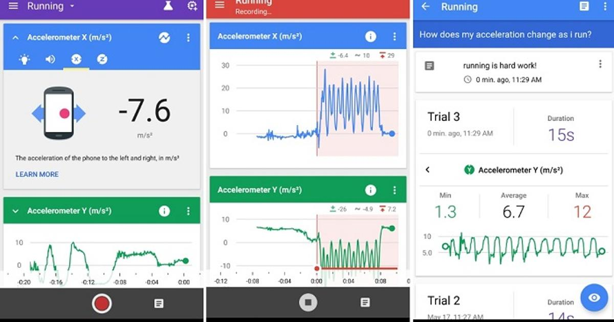 Google puts a science lab in an app