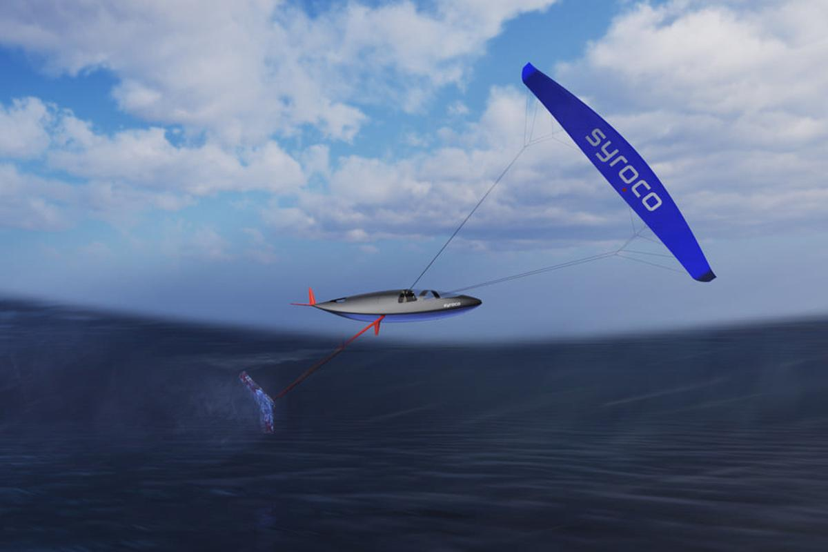 Syroco's #1 challenge is to design a supercavitating hydrofoil that won't produce shuddering instability