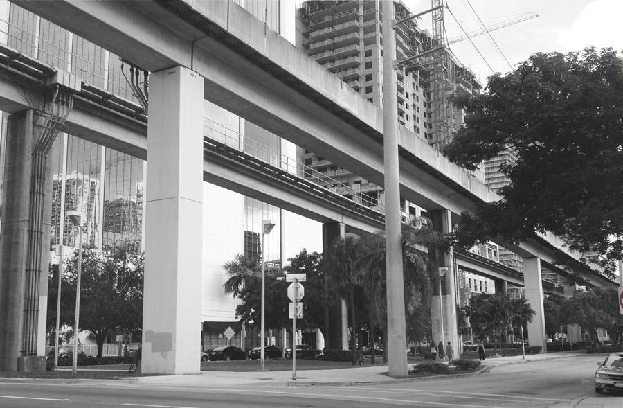 A view of Brickell Station as it is now (Photo: Friends of The Underline)