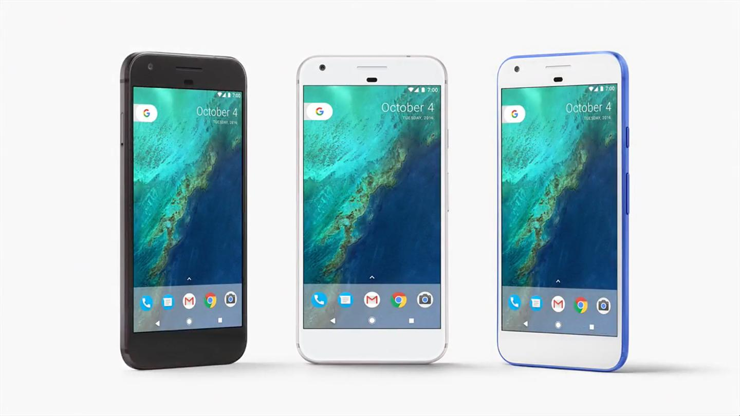 The new Google Pixel phones are here
