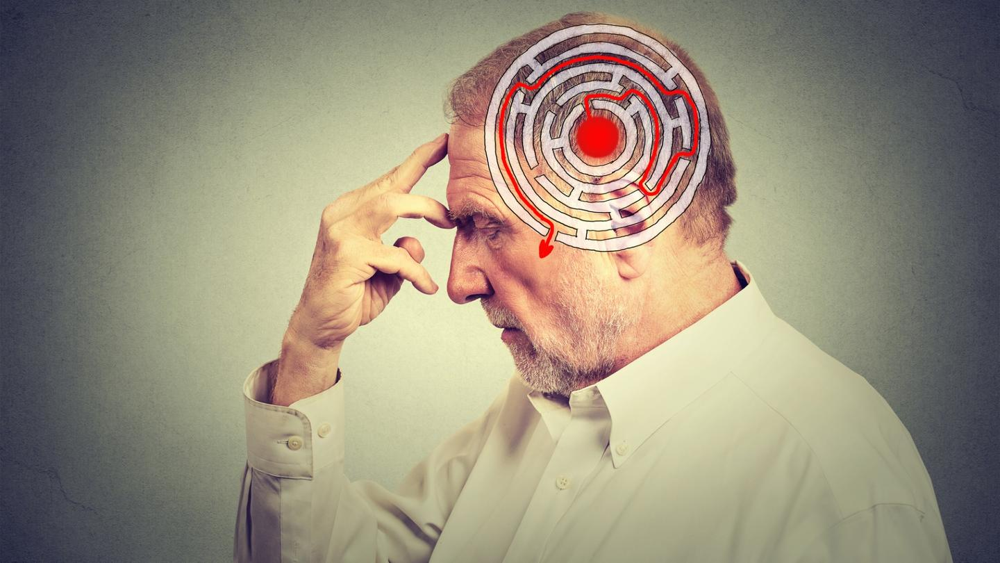 Increasing anxiety in old age could be amn early symptom of Alzheimer's disease