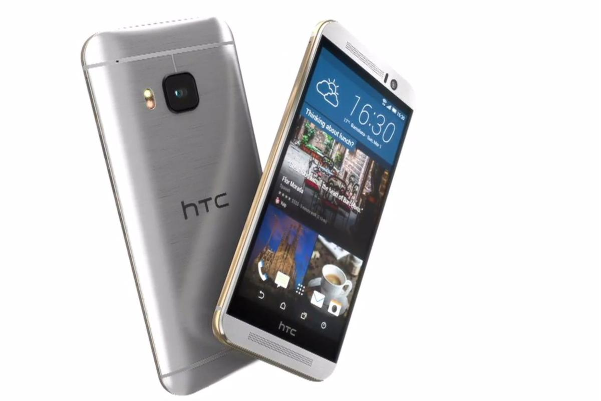 The HTC One (M9) looks a lot like the One (M8) ... which looked a lot like the One (M7)