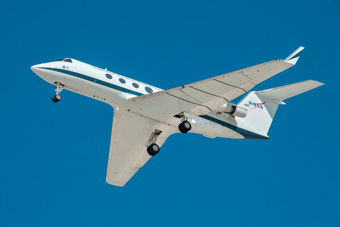 NASAhas tested three new technologies to reduce airframe noise as planes come in for landing