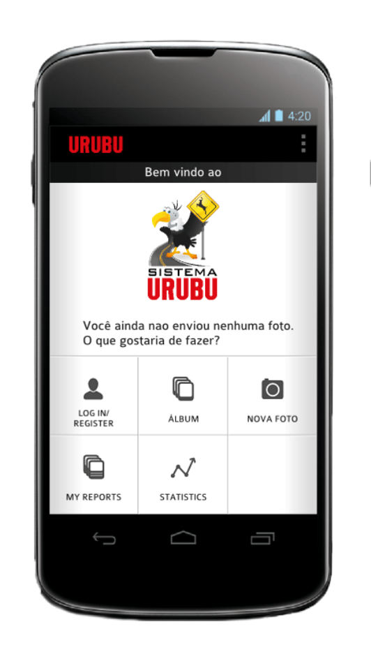 Urubu is an app to identify roadkill hotspots